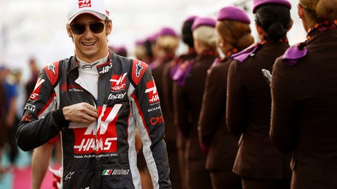 Esteban Gutierrez seen ahead of the 2016 Abu Dhabi GP. Gutierrez failed to score a point during the 2016 F1 season. (Photo:LAT Photographic)