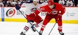 Staal's goal lifts Hurricanes past Blue Jackets 5-3
