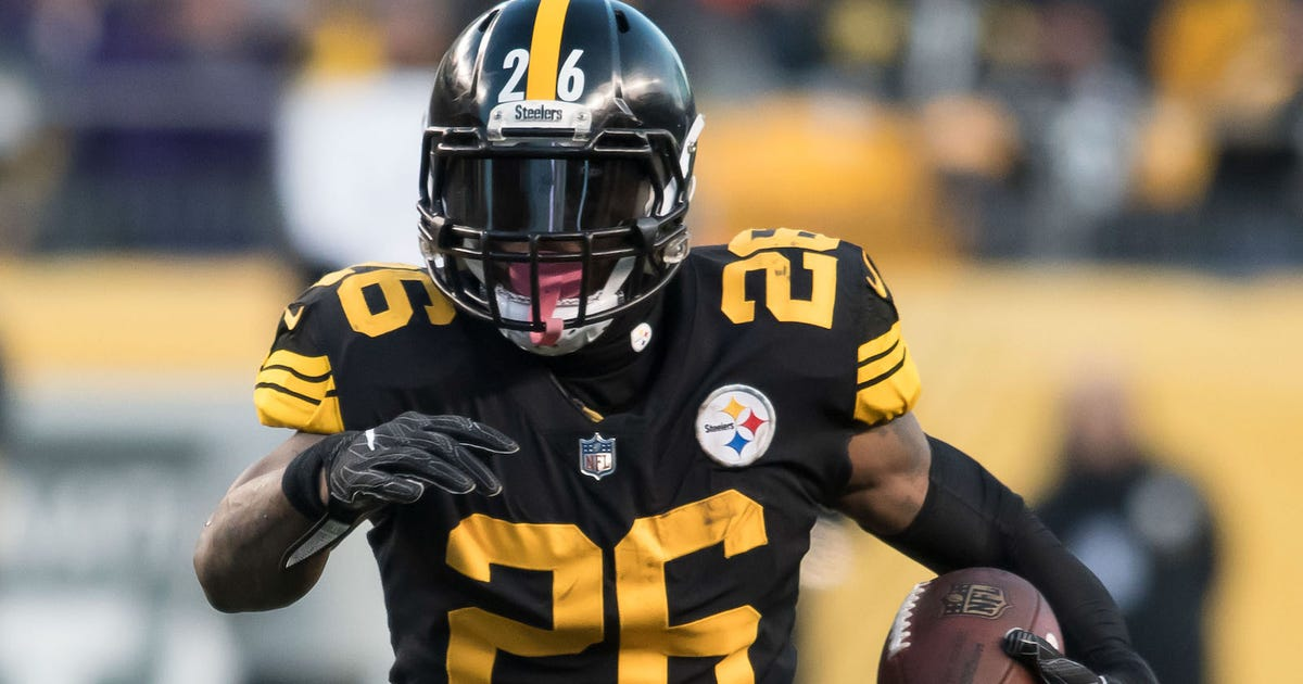 39ee26398 Steelers RB Le'Veon Bell says he's the Steph Curry of the NFL   FOX Sports