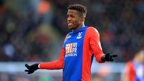 Crystal Palace — Wilfried Zaha