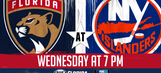Florida Panthers at New York Islanders game preview