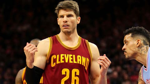 Kyle Korver still finding his way with Cavs