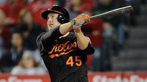 Orioles re-sign Mark Trumbo