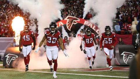 2. Atlanta Falcons
