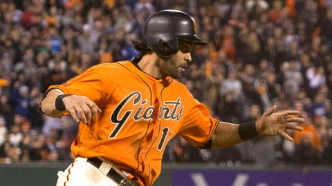 Giants: Angel Pagan