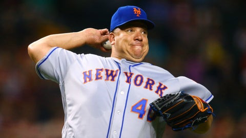 Mets: Bartolo Colon