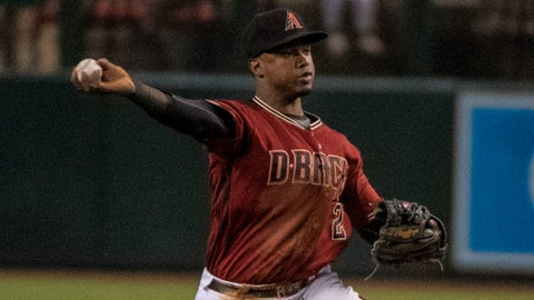 Diamondbacks: Jean Segura