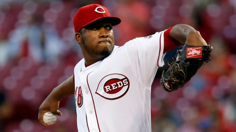Reds: Keyvius Sampson