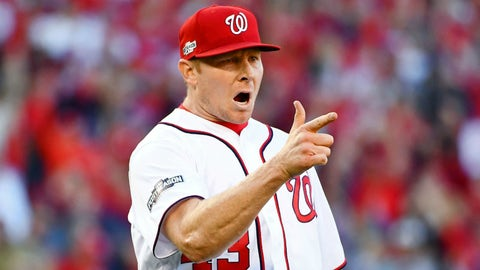Nationals: Mark Melancon