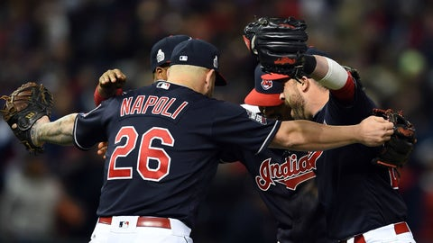 Indians: Mike Napoli