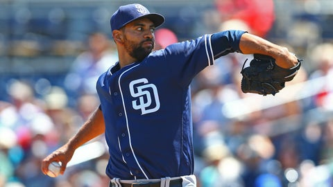 Padres: Tyson Ross