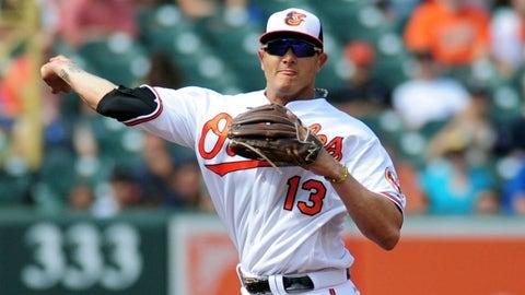 Manny Machado, Orioles