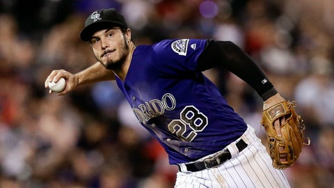Nolan Arenado (3B) -- Colorado Rockies (4/16/91)