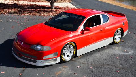 "1997 Chevrolet Monte Carlo ""Intimidator"" Show Car"