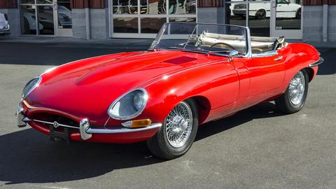1964 Jaguar E-Type Series I roadster