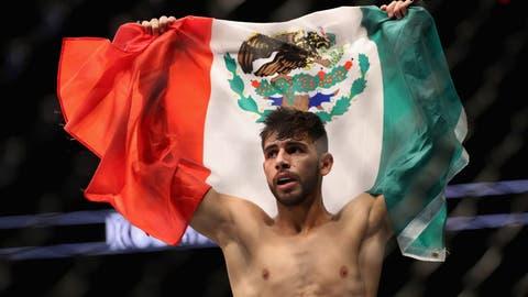 Frankie Edgar vs. Yair Rodriguez
