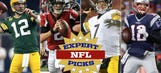 NFL conference championship expert picks: Our predictions for both games