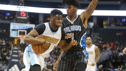 Denver Nuggets: Emmanuel Mudiay