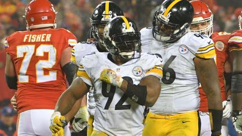 Pittsburgh Steelers: Outside linebacker