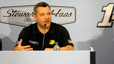 Tony Stewart, 45 years old