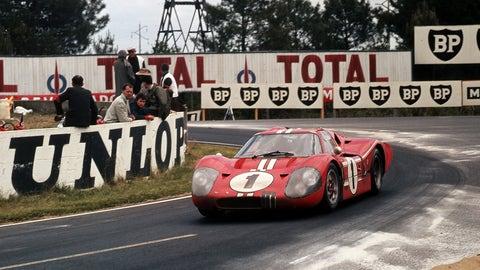 Winning at Le Mans