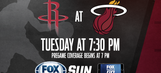 Houston Rockets at Miami Heat game preview