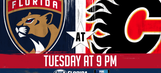 Florida Panthers at Calgary Flames game preview