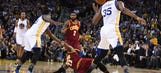 Tensions continue to flare with Green as Cavs fall to Warriors