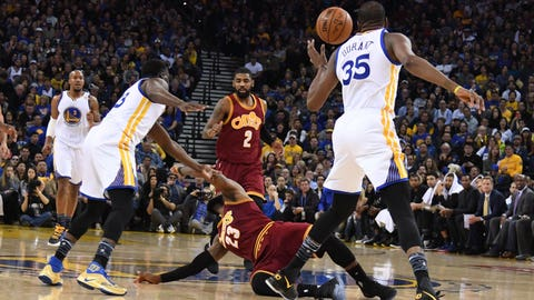 Cleveland Cavaliers (2)