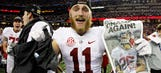 Gehrig Dieter: From MAC star to Alabama role player with no regrets