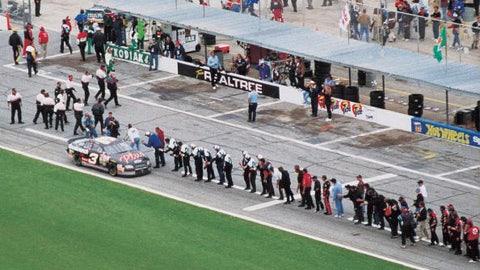1998, Dale Earnhardt, 172.712 mph