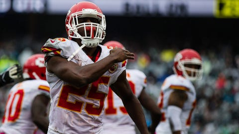 Move on from Jamaal Charles
