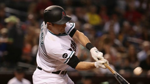 A.J. Pollock - Diamondbacks – OF
