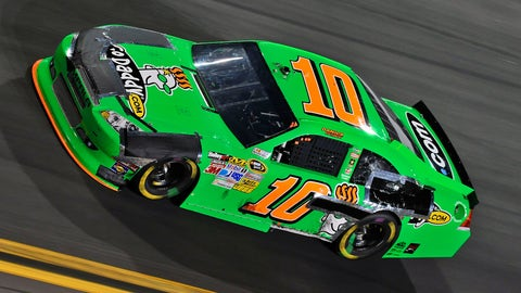 2012, 38th-place for Stewart-Haas Racing