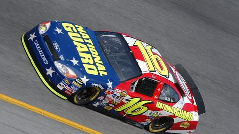 2005, 25th for Roush