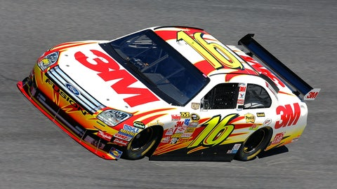 2008, 10th for Roush