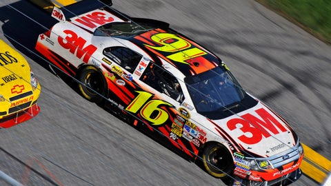 2010, 3rd for Roush
