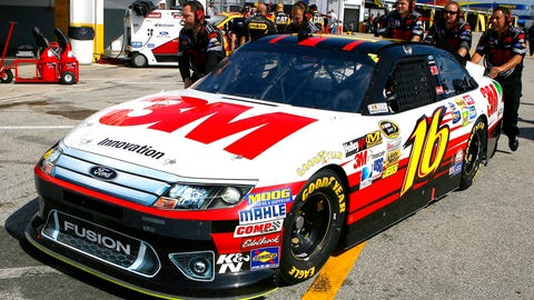2012, 3rd for Roush