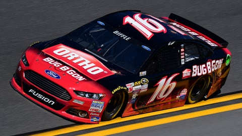 2015, 10th for Roush