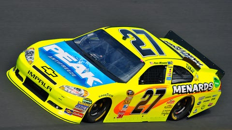2011, 9th for Richard Childress Racing