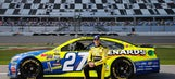 Paul Menard's Daytona 500 paint schemes and results