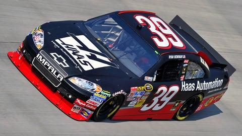 Ryan Newman, 2010
