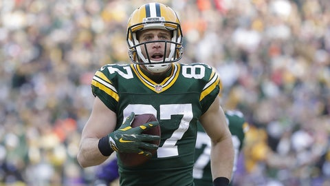 Comeback Player of the Year: Jordy Nelson, Packers