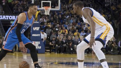 Westbrook's record-breaking season is fueled by vengeance