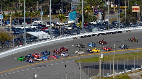 55 entries for the Rolex 24 at Daytona