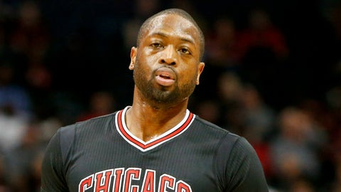 Dwyane Wade, Chicago Bulls