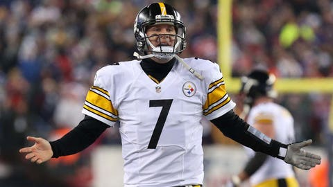The Steelers play four primetime games in a row