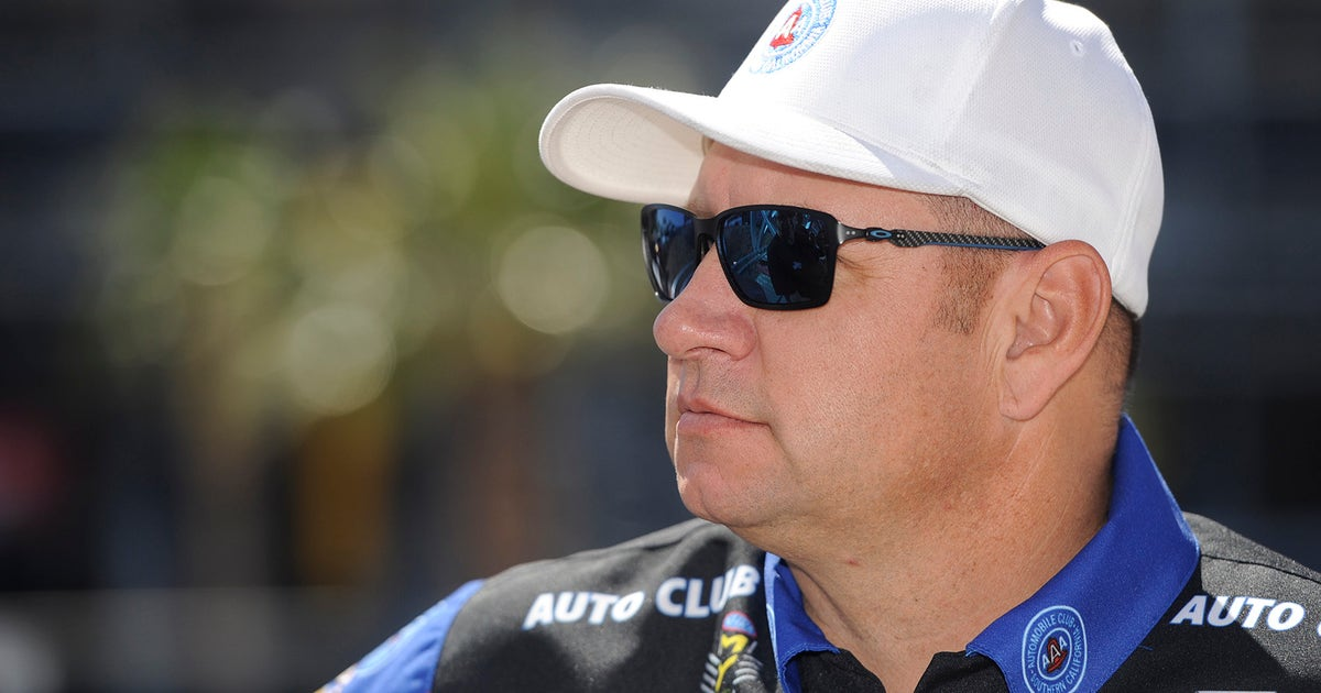 Robert Hight Knows His Role At John Force Racing Fox Sports