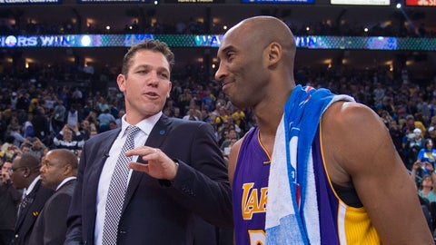BONUS IDEA: Bring Kobe Bryant back to the Los Angeles Lakers