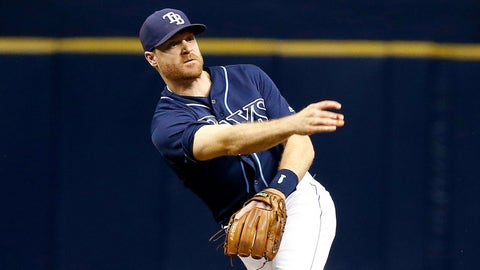 Dodgers acquire Logan Forsythe from Rays